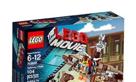 The LEGO Movie Prize Box