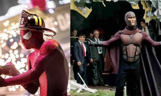 Spider-Man X-Men Photo