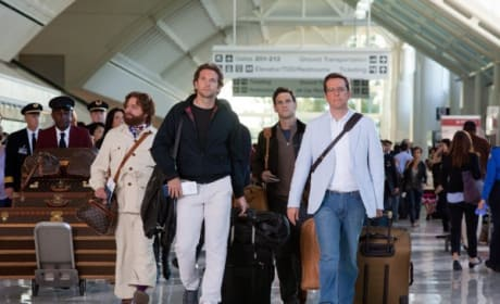 First Official Photo and Synopsis for The Hangover 2!