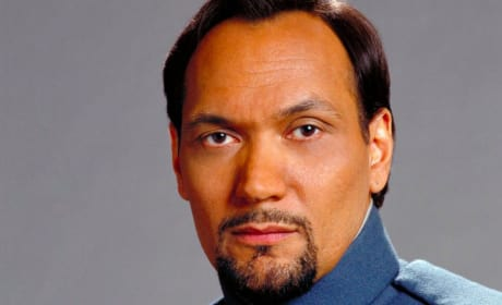 The Phantom Menace Jimmy Smits