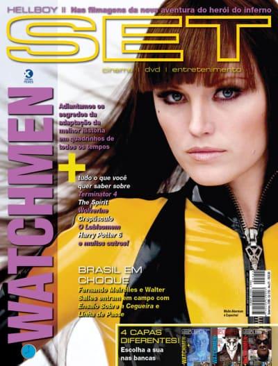 Silk Spectre Magazine Cover