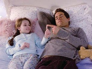 Ryan Reynolds and Abigail Bresling