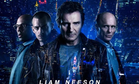 Run All Night Poster: Liam Neeson Lights Up The City!