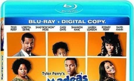Madea's Big Happy Family Blu-Ray
