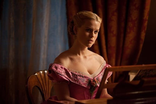 Alice Eve in The Raven