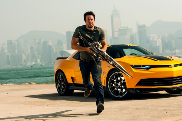 Mark Wahlberg Transformers Age of Extinction Still