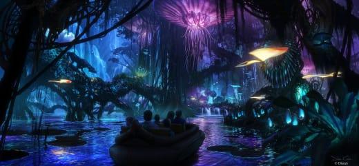 Avatar Nabu Ride