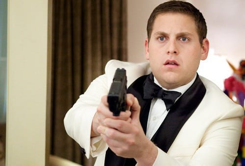 Jonah Hill in 21 Jump Street