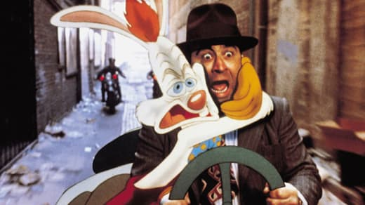 Roger Rabbit car chase