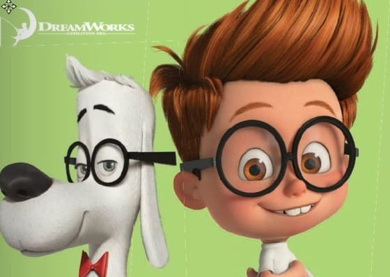 Mr. Peabody and Sherman Picture