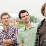 Devon, Jack, Kirk, and Stainer
