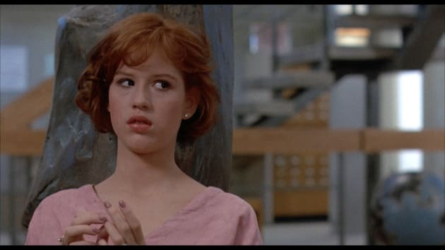 The breakfast club molly ringwald