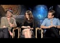 The Mortal Instruments City of Bones: Lily Collins Dishes Favorite Scene