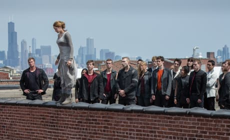 Divergent Still Drops: Shailene Woodley as Tris Prior