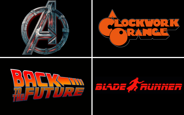 19 iconic movie logos the avengers