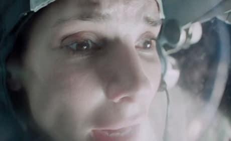 Gravity Stars Sandra Bullock
