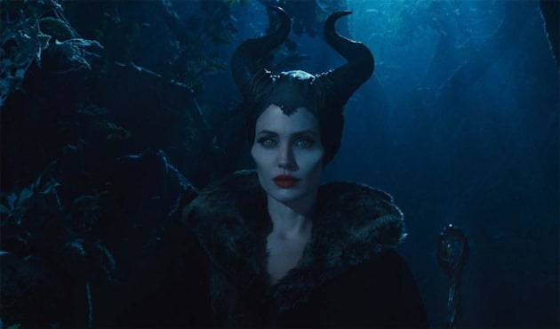 Maleficent Stars Angelina Jolie