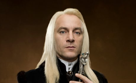 Harry Potter and the Half-Blood Prince Spoiler: A Lucius Malfoy Cameo