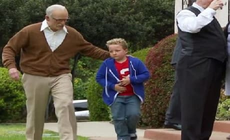 Bad Grandpa TV Spot: Watch Out for the Penguin!