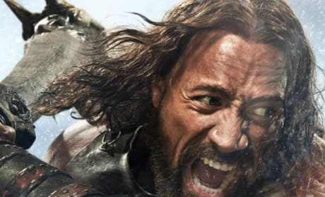 Hercules Poster: Dwayne Johnson Is Armed & Ready