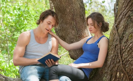 The Best of Me Liana Liberato Luke Bracey