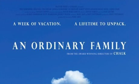 An Ordinary Family Poster