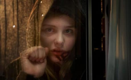 First Look at Chloe Moretz as Abby in Let Me In