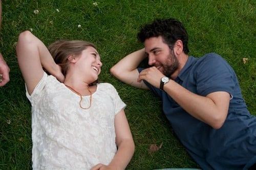 Josh Radnor and Elizabeth Olsen Liberal Arts