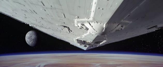 Star Wars Opening Scene