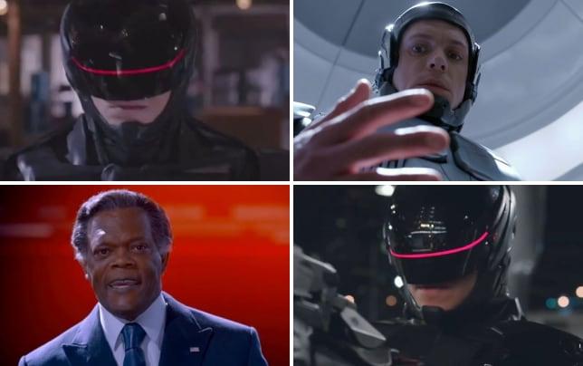 Robocop teaser trailer