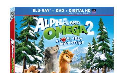 Alpha and Omega 2 DVD