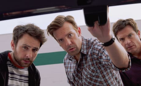 Jason Bateman Charlie Day Jason Sudeikis Horrible Bosses 2