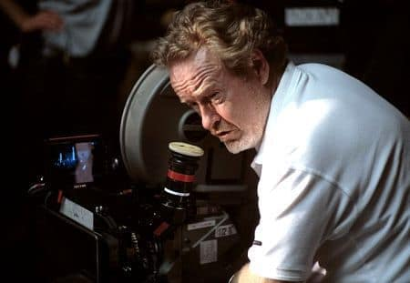 Ridley Scott Prometheus