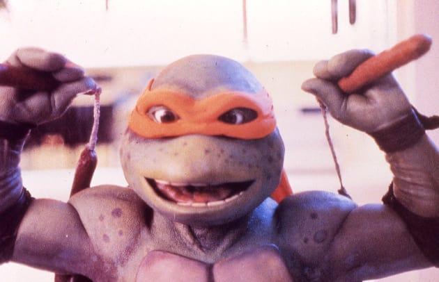 Teenage Mutant Ninja Turtles 1990 Raphael