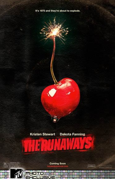 The Runaways teaser poster