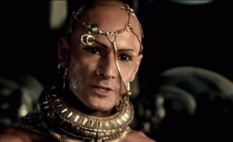 Rodrigo Santoro is Xerxes