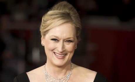 Meryl Streep is The Iron Lady: Streep Talks Thatcher