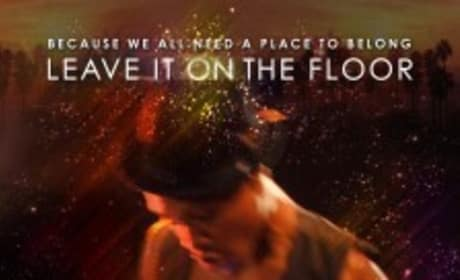 Leave It On the Floor Poster