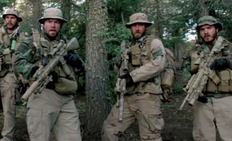 The Lone Survivor Cast