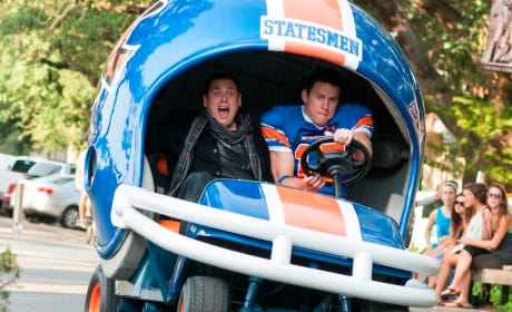 22 Jump Street Edges Out How to Train Your Dragon 2: Weekend Box Office Report