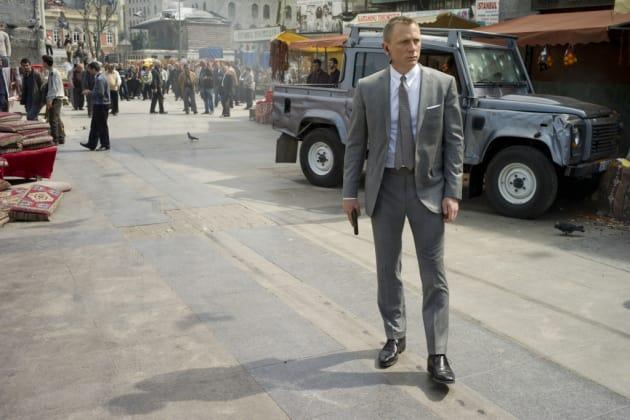 James Bond Skyfall Still