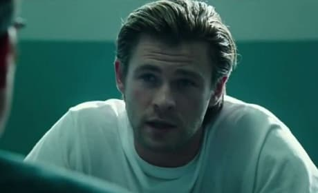 Blackhat Chris Hemsworth Photo