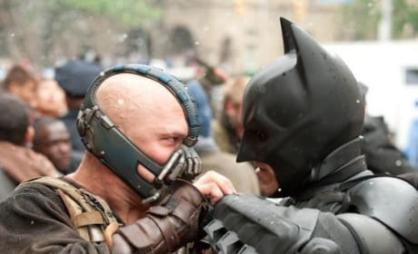 Bane and Batman