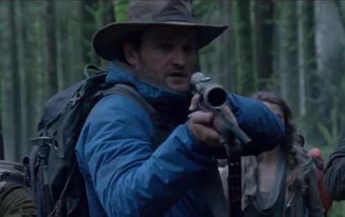 Jason Clarke Dawn of the Planet of the Apes
