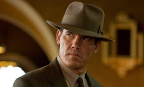 Gangster Squad: Josh Brolin Talks Fighting Sean Penn!