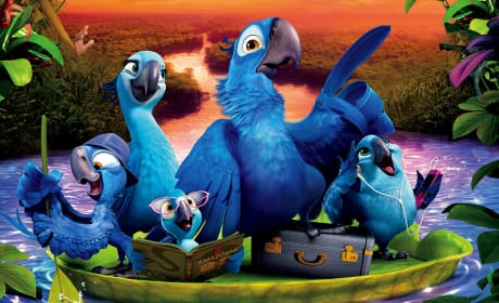 Rio 2 Family Photo