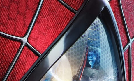 The Amazing Spider-Man 2 Posters: Spidey Battles Electro