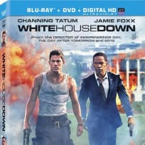 White House Down DVD/Blu-Ray Combo Pack