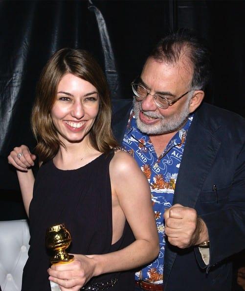 Sofia Coppola Francis Ford Coppola Photo