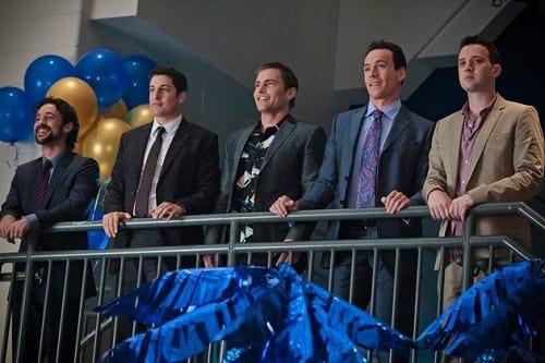 American Reunion Cast